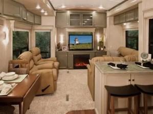 Motorhome RV Trailer Interiors 5