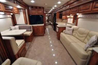 Motorhome RV Trailer Interiors 54