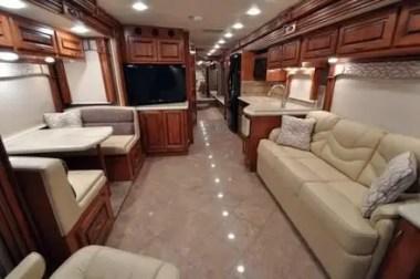 Motorhome RV Trailer Interiors 54