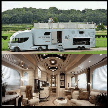 Motorhome RV Trailer Interiors 67