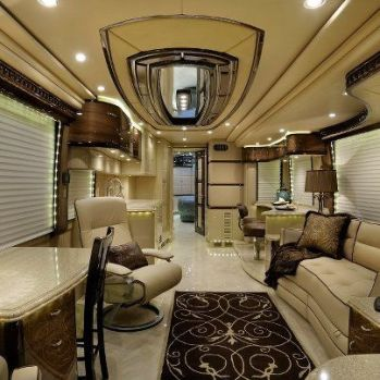 Motorhome RV Trailer Interiors 74
