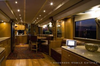 Motorhome RV Trailer Interiors 75