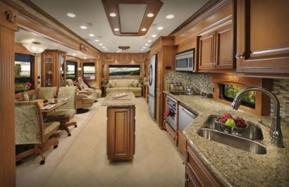 Motorhome RV Trailer Interiors 77