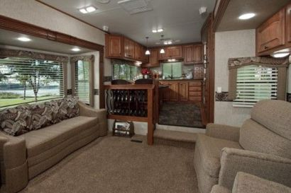 Motorhome RV Trailer Interiors 78
