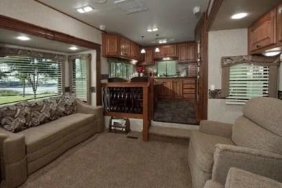 Motorhome RV Trailer Interiors 78