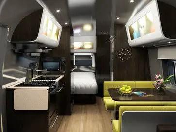 Motorhome RV Trailer Interiors 81