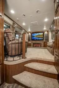 Motorhome RV Trailer Interiors 9