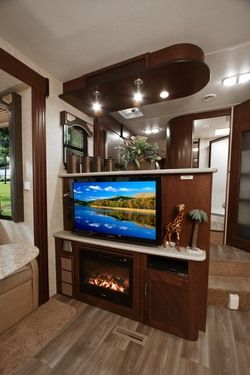 Motorhome RV Trailer Interiors 98