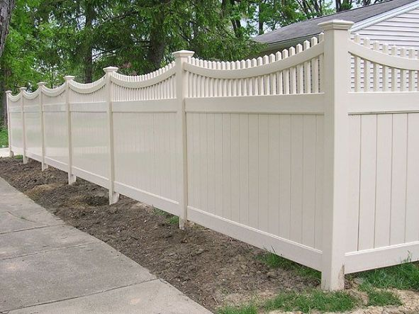 Privacy Fence Ideas 124