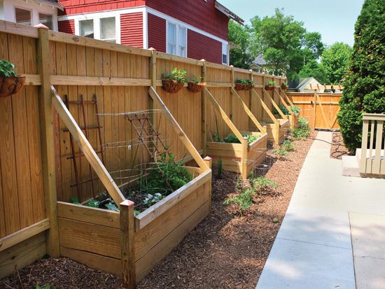Privacy Fence Ideas 126