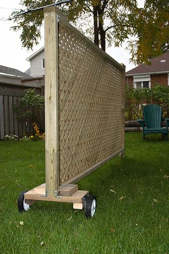 Privacy Fence Ideas 127