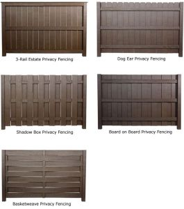 Privacy Fence Ideas 132