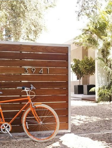 Privacy Fence Ideas 134