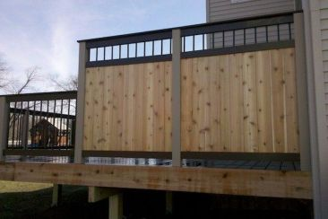Privacy Fence Ideas 150