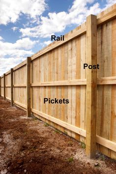 Privacy Fence Ideas 3