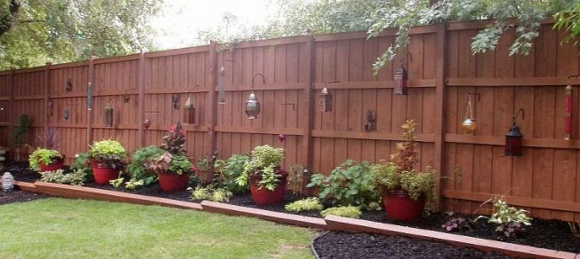 Privacy Fence Ideas 37