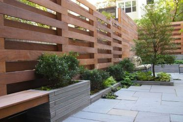 Privacy Fence Ideas 55