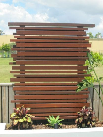Privacy Fence Ideas 56