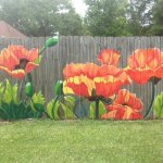 Privacy Fence Ideas 63