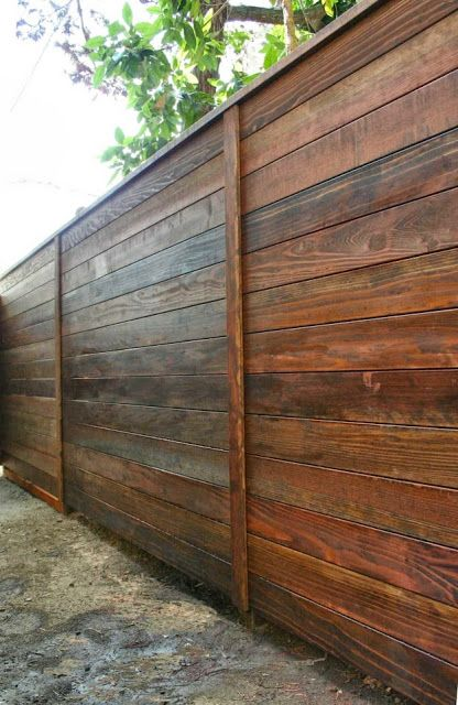 Privacy Fence Ideas 70