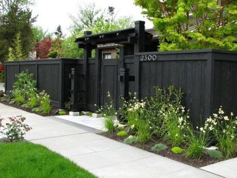 Privacy Fence Ideas 82