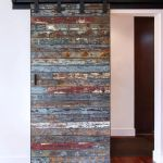 Reclaimed Wood Fireplace 26