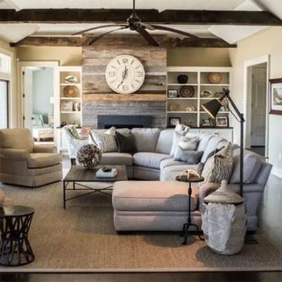 Reclaimed Wood Fireplace 97