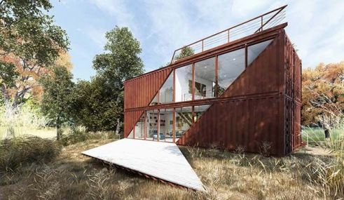 Shipping Container Homes 117