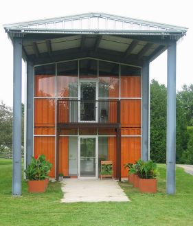 Shipping Container Homes 161