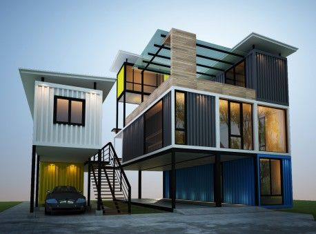 Shipping Container Homes 37