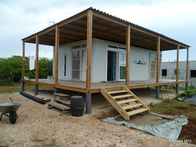 Shipping Container Homes 38