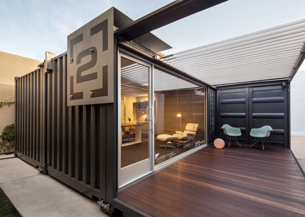 Shipping Container Homes 49