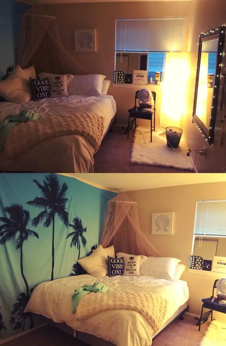 Small Apartment Bedroom Decor 114