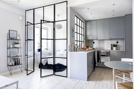 Small Apartment Bedroom Decor 15
