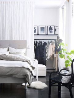 Small Apartment Bedroom Decor 21