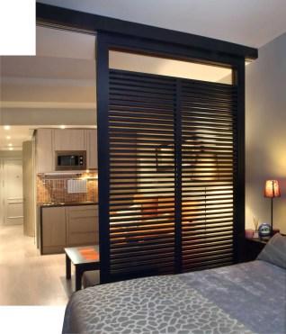 Small Apartment Bedroom Decor 30