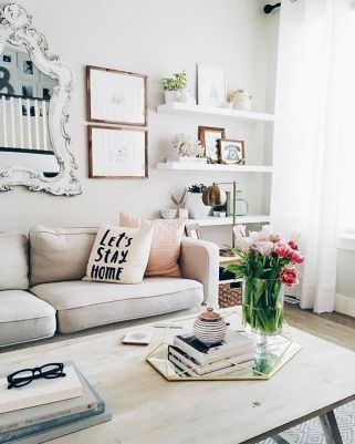 Small Apartment Bedroom Decor 45