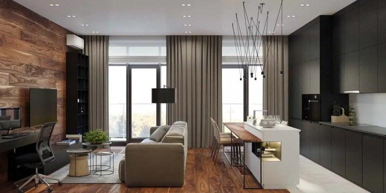Small Apartment Bedroom Decor 52