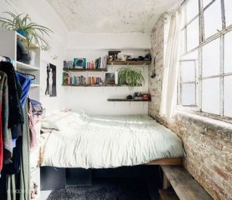 Small Apartment Bedroom Decor 57