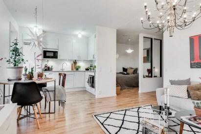 Small Apartment Bedroom Decor 67