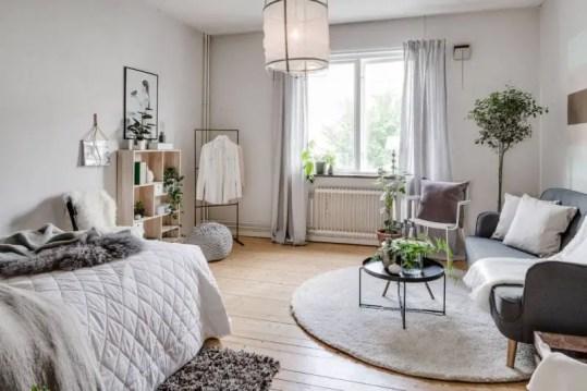 Small Apartment Bedroom Decor 78