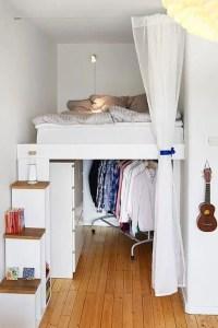 Small Apartment Bedroom Decor 94