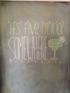 Summer Chalkboard Art 143