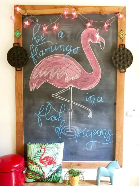 Summer Chalkboard Art 21