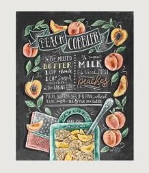 Summer Chalkboard Art 25