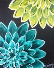 Summer Chalkboard Art 26