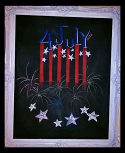 Summer Chalkboard Art 60