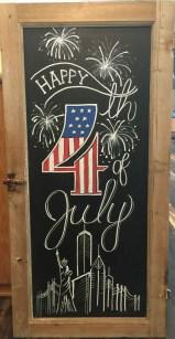 Summer Chalkboard Art 72