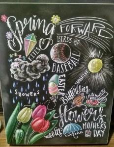 Summer Chalkboard Art 86
