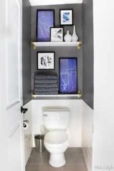 Tiny Master Bathroom 118